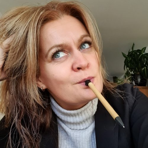 Waarom Joyce Rademaker kiezen als voice-over?